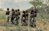 Lengoas Indianer - Gran Chaco (S�damerika)