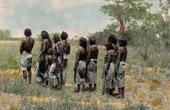 Lengoas Indianer - Gran Chaco (Südamerika)