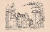 View of Paris Rive gauche - Jardin des Plantes - Buffon - Cuvier