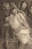 Fl�misch Malerei - Jesu Christi - Beerdigung - Begr�bnis Christi (Rubens)