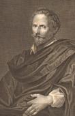 Fl�misch Malerei - Portr�t eines Mannes (Anthonis van Dyck)