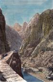 View - Gorge of Chabet el Akra (Algeria)