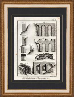 Architektur - 1779 - Gr�ndung - Br�cke