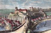 Crimea - View - Kamianets-Podilskyi Castle (Ukraine)