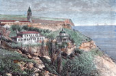 St. George Convent - Cliffs (Crimea)