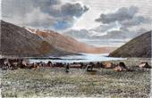 Ansicht von Pangkongsee - Himalaya (China - Tibet - Indien)
