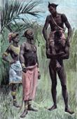 Indigenous people of Ka-Lounda - Kalundwe (Congo)
