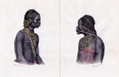 Quissama Man and Woman (Angola)