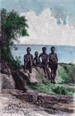Ethnic group - Pahouins (Gabon)