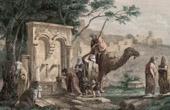 Vista de Can� de Galilea - Fuente (L�bano)