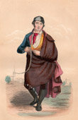 Spanish Traditional Costume - Corregidor (Spain)