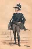 Spanish Traditional Costume - Alguacilillo - Corrida (Spain)