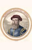 Portrait of Ferdinand Magellan - Explorer - Navigator (Portugal)