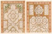 Architecture - Decoration - Ceilings - Chandravati (India)