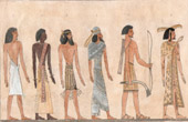 Ancient Egypt - People known to Egyptians (Egypt)
