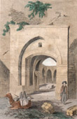 Okel in Alexandria - Caravanserai (Egypt)