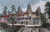 Angkor - Alte Khmer Empire - Angkor Wat - Tempel - XII. Jahrhundert (Kambodscha)