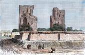 Ruinen zu Buxoro (Usbekistan)