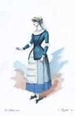 Theater Clothing - French Stage Costume - Prophet - Opera (Giacomo Mey