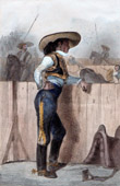 Spanish Traditional Costume - Picadores - Corrida (Spain)