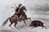 Wild Boar Hunting (Spain)