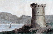 Lake of Capitello - Tower of Capitello - Corsica (France)