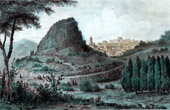 View of Codrongianos - Sassari - Sardinia (Italy)