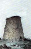 Nuraghe - Tower - Fortification in Sardinia (Italy)