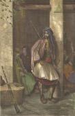 Ottoman Empire - Bashi-bazouk - Bodyguard