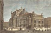View of Paris - Paris Op�ra - Op�ra Garnier - Palais Garnier