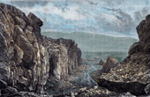 Almannagjaschlucht (Island)