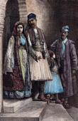 Albanische Typische Kleidung (Albanien)