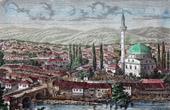 Ansicht von Weliko Tarnowo (Bulgarien)
