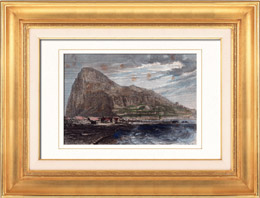 View of Gibraltar (United Kingdom)