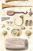 Musikinstrumenten (Perserreich)