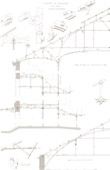 Architect's Drawing - Haguenau Theater (Bas-Rhin - France) - Interior - Stage