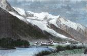 Mont Blanc - Monte Bianco - Chamonix (Haute-Savoie - France)
