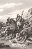 Battle of Tolbiac (496) - Clovis I - King of the Franks