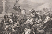 Battle of Poitiers - Battle of Tours (732) - Charles Martel