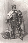 Portrait of Charles the Bold (1433-1477) - Duke of Burgundy - Valois