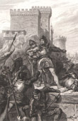 Bayard (1476-1524) - Italian Wars - Battle of Brescia (1512)
