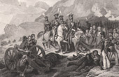 History of Napoleon Bonaparte - Battle of Somo Sierra (1808) - Cavalry - Spanish War of Independence