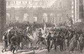 The Duc d�Orléans -  (1830) - July Revolution - King of the French (Horace Vernet)