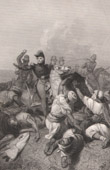 (Algeria) - Battle of Sikkak (1836) - French conquest of Algeria - Abd el-Kader - Bugeaud (Horace Vernet)