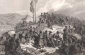 (Algeria) - Siege of Constantine (1837) - Louis-Philippe (Horace Vernet)