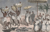 Human sacrifices (Dahomey)