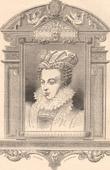 Portrait of Margaret of Valois - Reine Margot (1553-1615)
