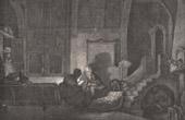 The Dutch Vigil - Evening (Rembrandt van Rijn)