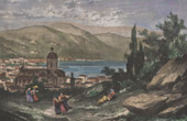 View of Como - Lake Como - Lombardy (Italy)