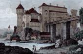 Burg Hunedoara - Siebenb�rgen - Transsilvanien (Rum�nien)